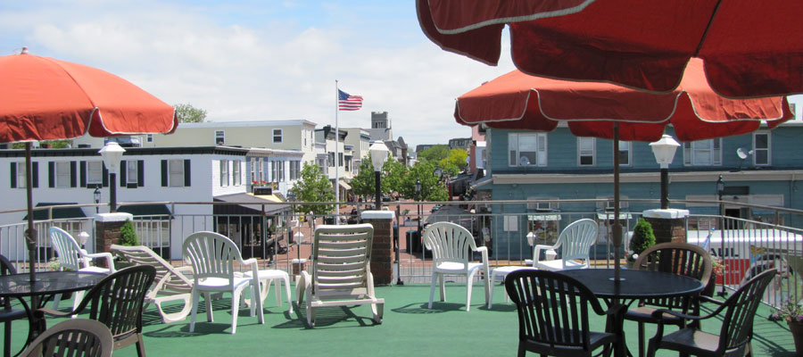 Cape May family friendly hotel